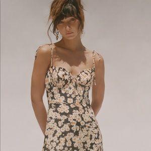 Realisation par devon - flower power dress M